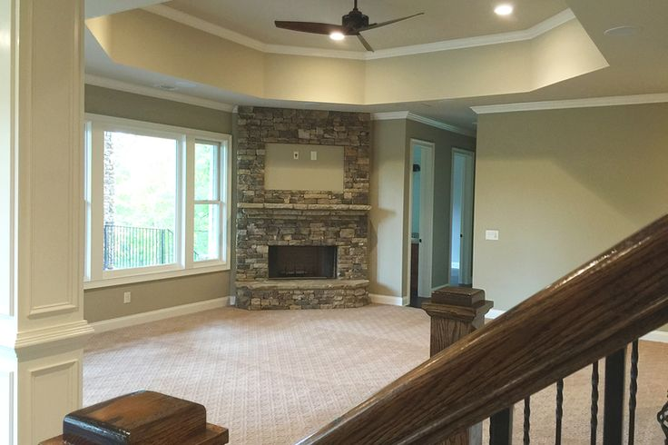 41 best images about fireplace interior on pinterest for Craftsman farmhouse interior