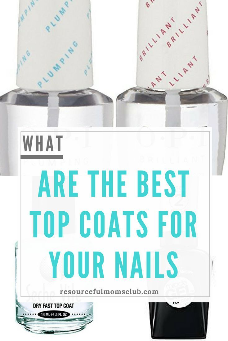Forum on this topic: The 5 Best Top Coats, According to , the-5-best-top-coats-according-to/