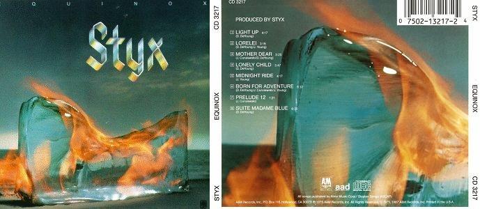 Styx - Crystal Ball