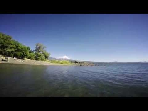 EAT SLEEP TRAVEL Pucón au Chili - YouTube