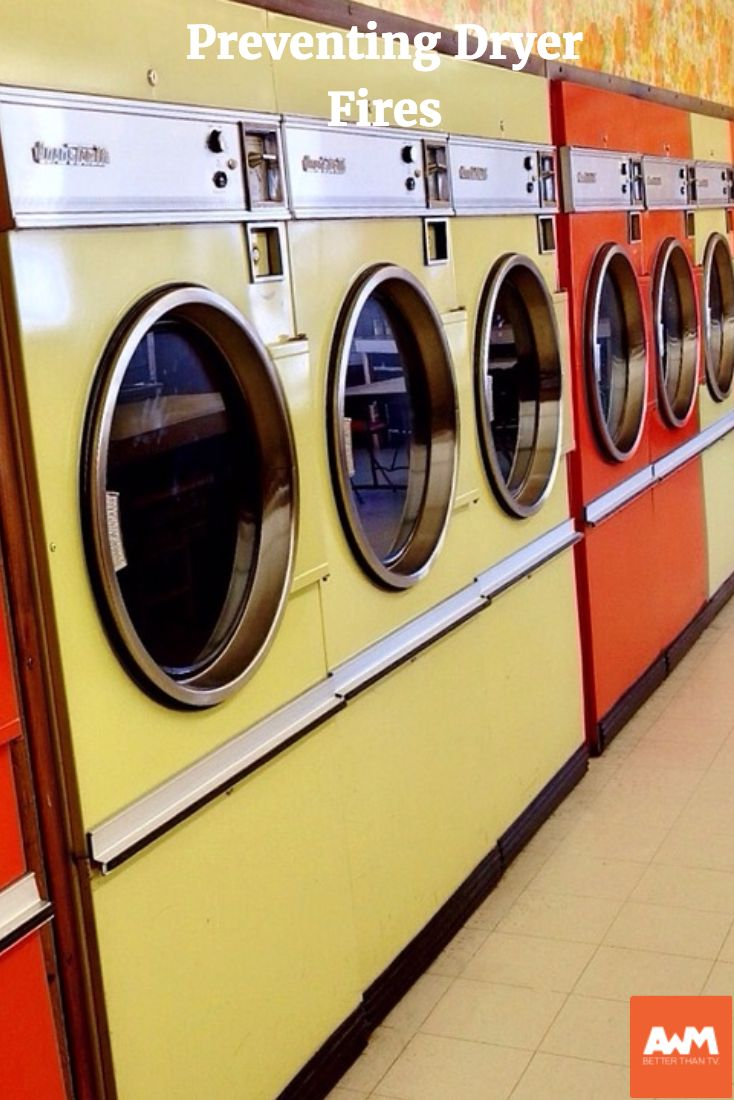 Preventing Dryer Fires