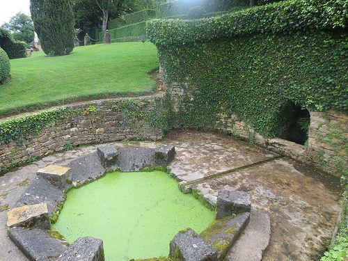 Le lavoir d'Eyrignac à Salignac-Eyvigues en Dordogne