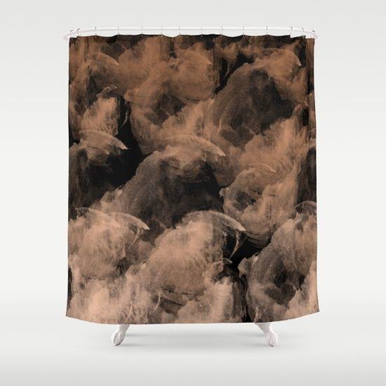 Still, like dust Shower Curtain