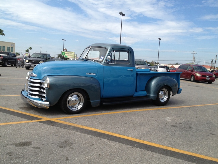 I saw this truck at HEB today... looked liked it was in perfect condition