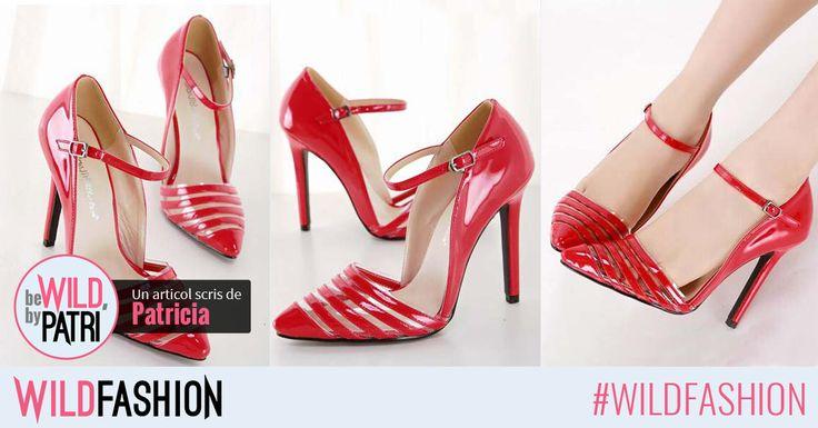 Te pregatesti de party? Completeaza-ti tinuta cu perechea de pantofi eleganti si deosebiti, perfecti pentru tine!
