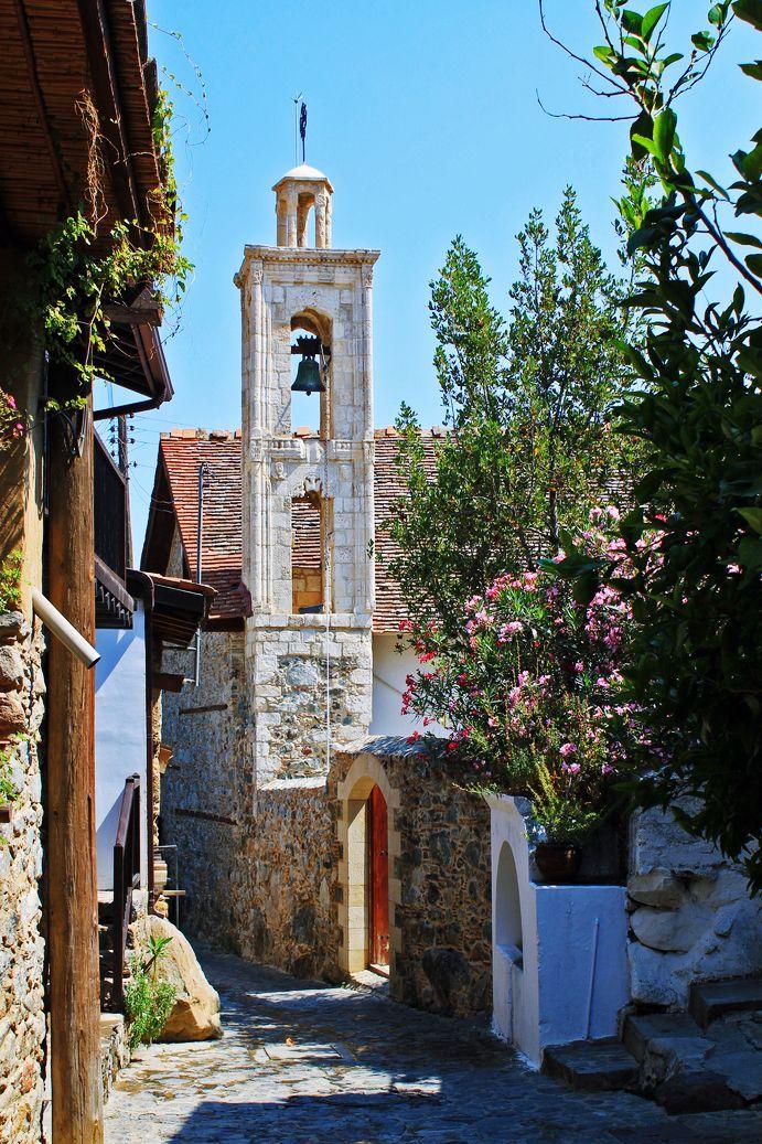 Kakopetria, Troodos, Cyprus