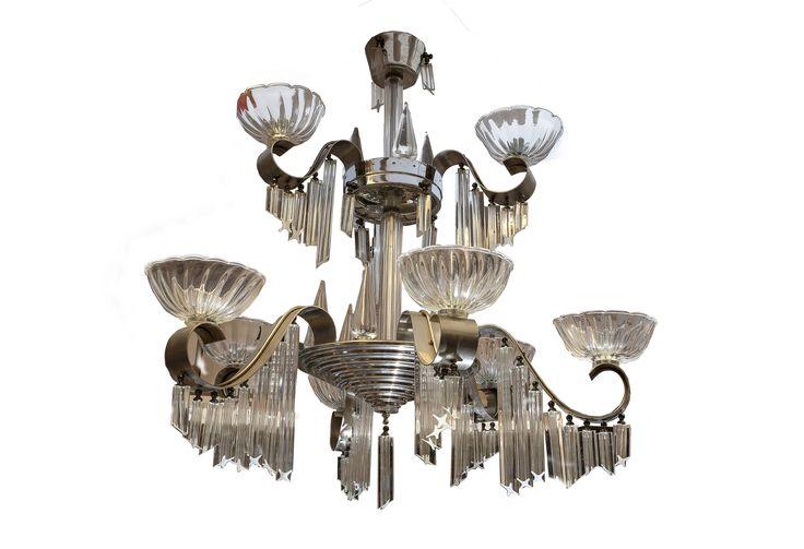 Salviati Murano Glass Chandelier / lampadario in vetro di murano / lampadario vintage / lampadario modernariato / murano glass di Sanmarcoartedesign su Etsy