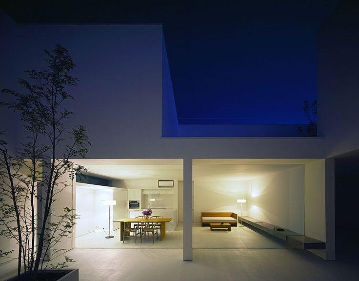 White+Cave+House+by+Takuro+Yamamoto+Architects