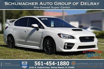 nice 2016 Subaru WRX STi - For Sale View more at http://shipperscentral.com/wp/product/2016-subaru-wrx-sti-for-sale-5/