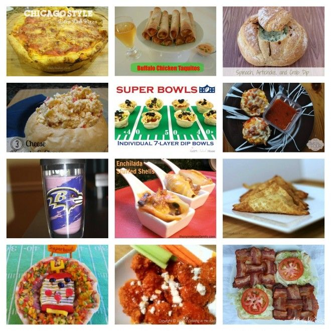 Super bowl appetizers whimsy wednesday pinterest bowls for Super bowl appetizers pinterest