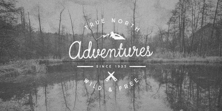 True North Textures - Webfont & Desktop font « MyFonts