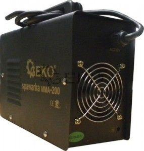 SPAWARKA INWERTOROWA MMA 200A GEKO G80082