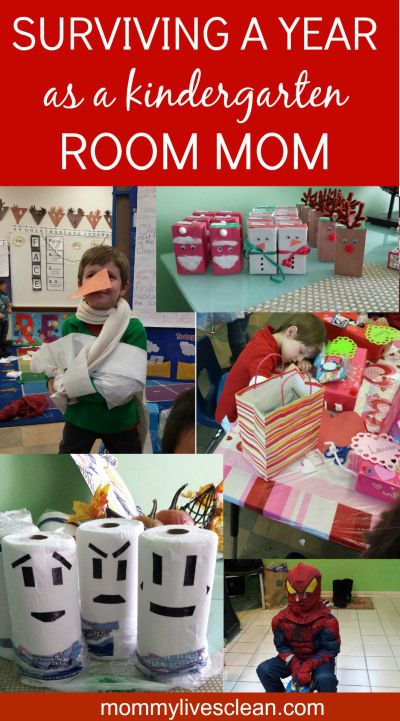Thinking about being a Room Mom for your child's class?  Read all my tips and tricks from my year as a kindergarten room mom!  MommyLivesClean.com #room_mom #school_holiday_parties