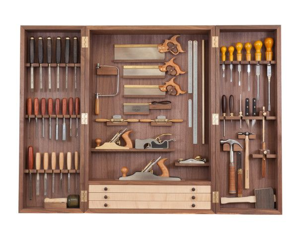 Benchmark Tool Cabinet - Amazing- ultimate dream gift for woodworker. Made by the company for Sir Terence Conran's birthday