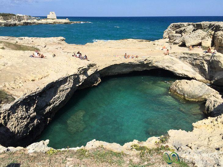 Grotta della Poesia - Puglia, Italy