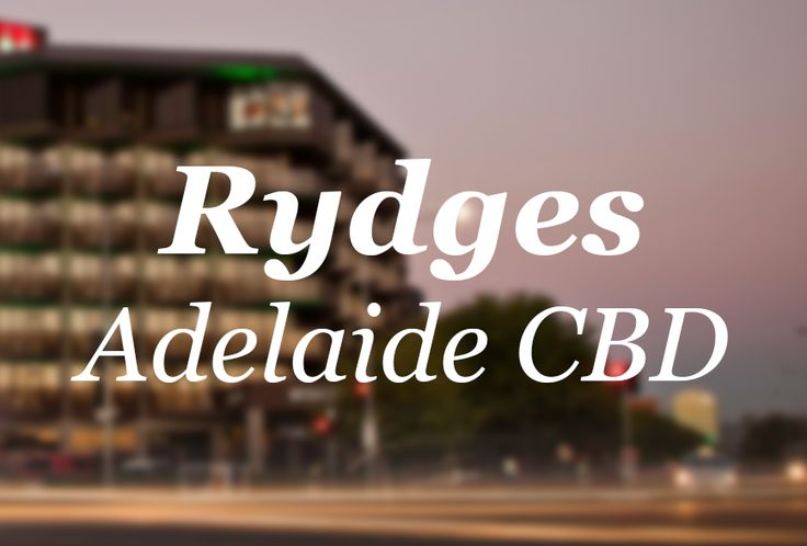 Rydges Adelaide CBD