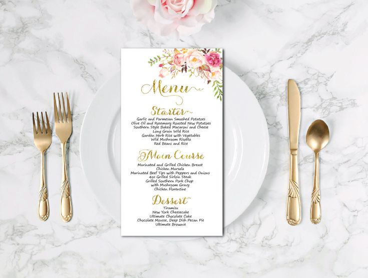 The 25+ best Wedding menu template ideas on Pinterest Free - free cafe menu templates for word