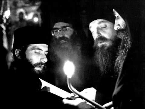 Canto dei Monaci Ortodossi del Monte Athos