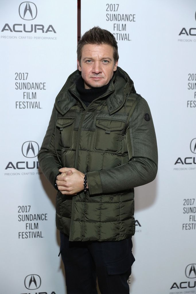 """Jeremy Renner Photos Photos - (L-R) Actors Taylor Sheridan and Jeremy Renner of """"Wind River"""" attend The IMDb Studio featuring the Filmmaker Discovery Lounge, presented by Amazon Video Direct: Day Three during The 2017 Sundance Film Festival on January 22, 2017 in Park City, Utah. The IMDb Studio at the 2017 Sundance Film Festival Featuring the Filmmaker Discovery Lounge, Presented by Amazon Video Direct: Day Three - 2017 Park City"""