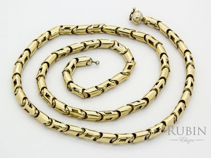 Arany barakka nyaklánc