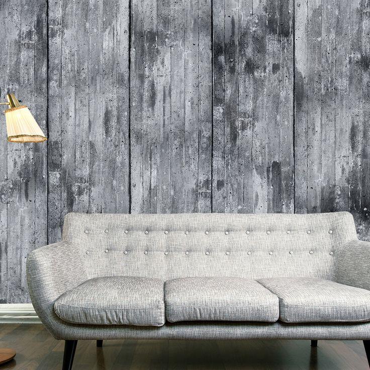 Die besten 25+ Feature tapete Ideen auf Pinterest Schlafzimmer - futuristische buro einrichtung mit metall 3d wandpaneelen