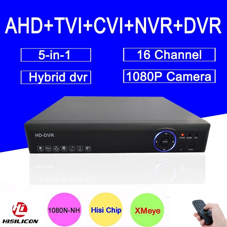 76.80$  Watch here - http://alibny.worldwells.pw/go.php?t=32690174565 - Blue-Ray Hi3521A Chip Surveillance Video Record 16 Channel 16CH 1080P/960P/720P 5 in 1 Hybrid CVI TVi NVR AHD DVR Free shipping 76.80$