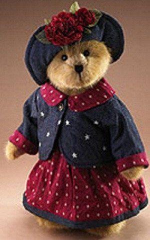 Priscilla Spangler-Boyds Bears   Higgins & Higgins Gifts Apparel Decor