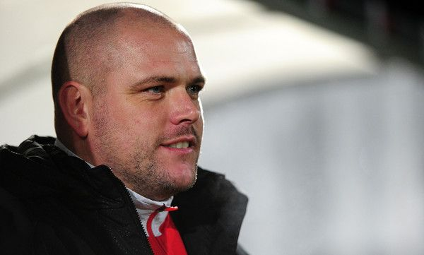 Jim Bentley Photos Photos - Jim Bentley, Manager of Morecambe looks on during the Sky Bet League Two match between Cheltenham Town and Morecambe at Whaddon Road on January 16, 2015 in Cheltenham, England. - Cheltenham Town v Morecambe FC