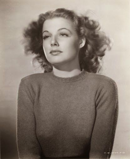 Film Noir Photos: Sweater Girl: Ann Sheridan