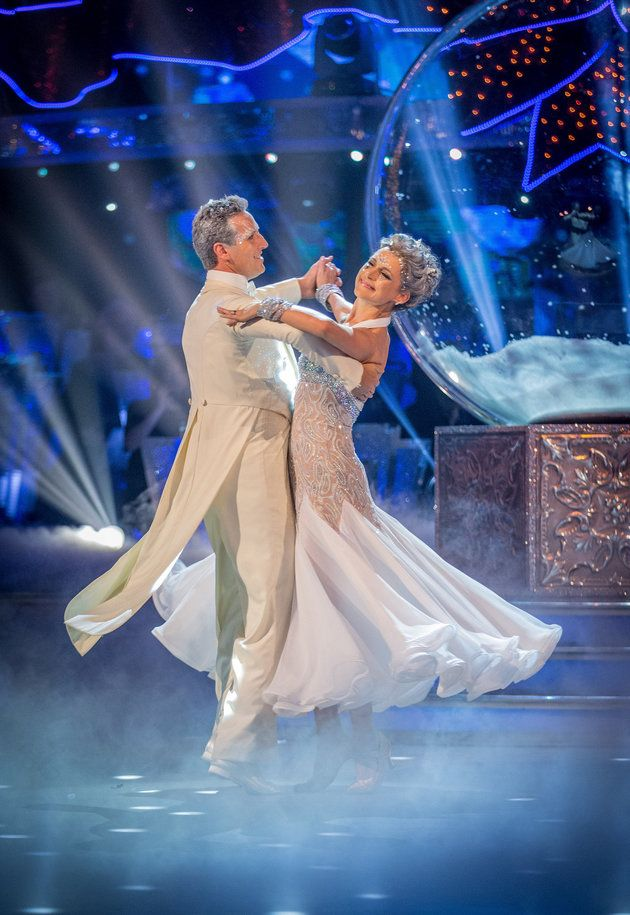 Strictly Come Dancing Christmas Special 2017 Crowns Katie Derham Champion