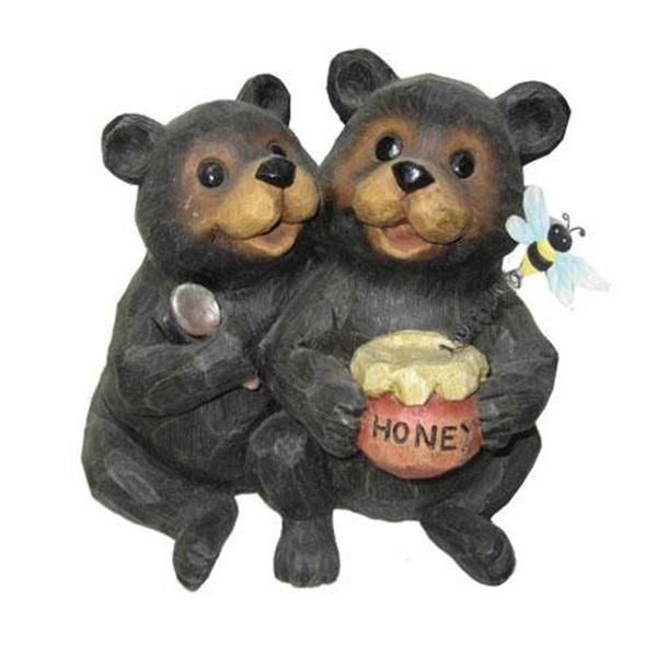 Honey Bee Kitchen Decor |  694873 20121004232636 Studio Eluceo Bear Pair With Honey Bee | Things I  Really Want. . . | Pinterest | Kitchen Decor And ...