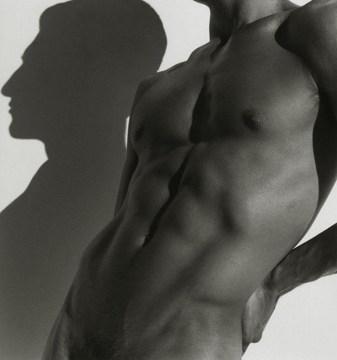 Обнаженное тело мужчины — 3