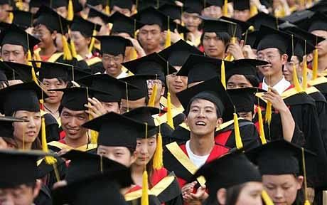 OECD educational report: Pisa fever is causing east Asia's demographic collapse