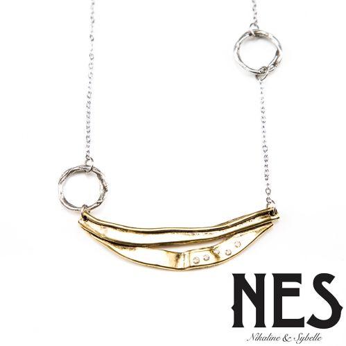 Les bijoux NES : Nikaline et Sybelle