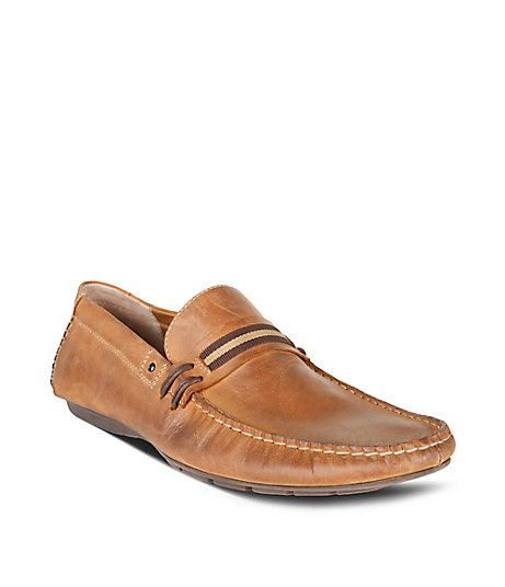 Casual Leather Loafers for Men | Steve Madden GRAB