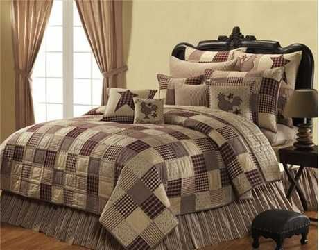 #country #primitive bedding