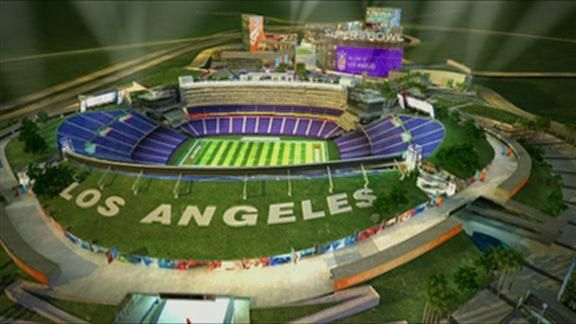 "The Lie They Call ""NFL in Los Angeles"" So this story of the boy who cried wolf is getting old where the the boy is the City of Los Angeles/AEG and the wolf is the NFL.  Will we ever see a National ..."