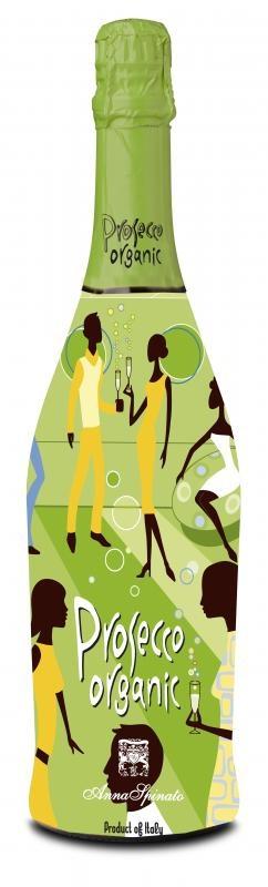 Anna Spinato Organic Prosecco. #packaging    #wine