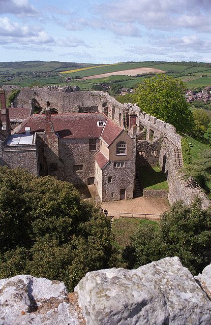~Carisbrooke Castle,Isle of Wight~ Why Wait? Call 866-680-3211 #C.Fluker #traveldesigner