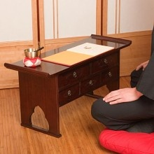 Meditation Practice Table