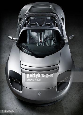 Foto de stock : Tesla Roadster