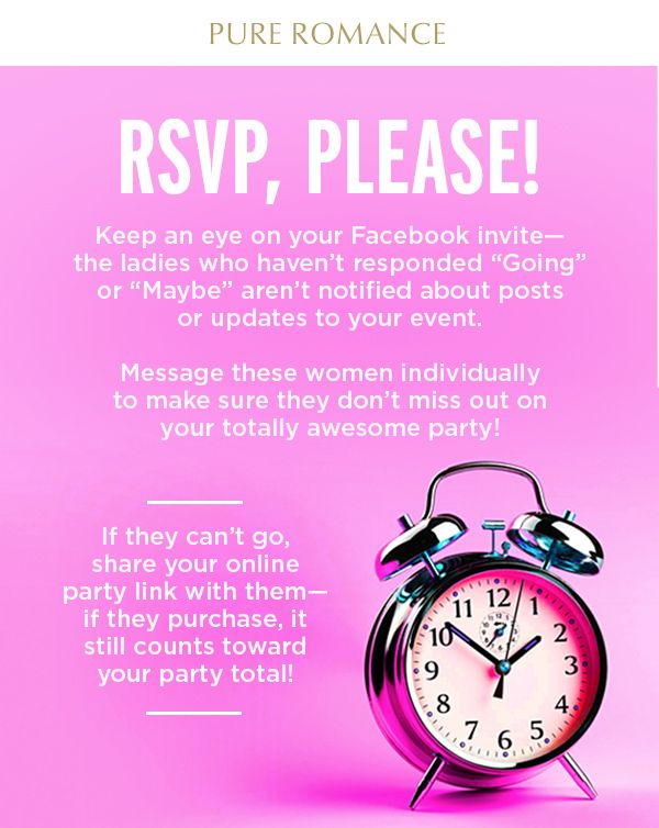 Party Planning Tips - Pure Romance