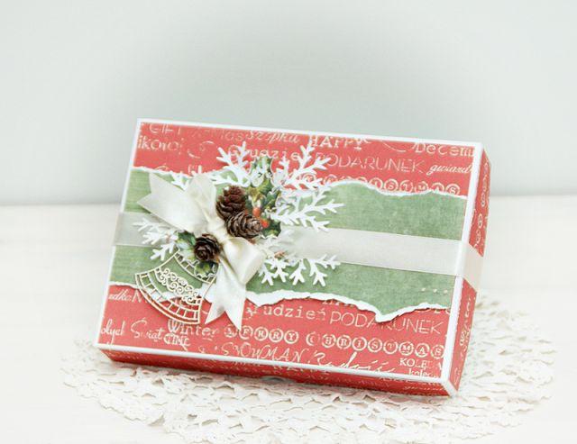 Pudełko na prezent / Gift box