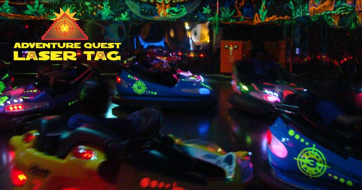 Adventure Quest Laser Tag is New Orleans' most awesome place for Laser Tag events, parties, birthdays, and much more! Plan your visit today!