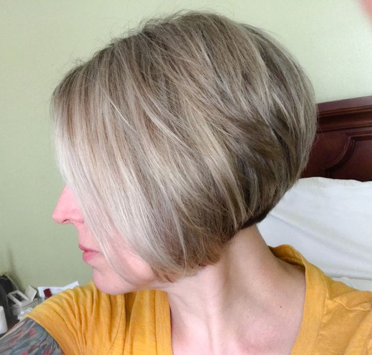 Got the hair chopped today!  Alice @Art & Science salon in Evanston, IL ❤️
