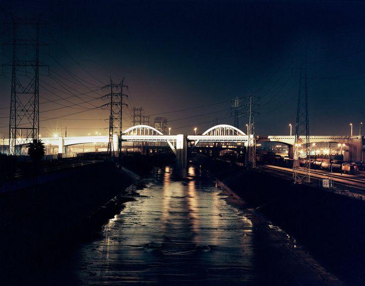 Los Angeles River for 'CSI'