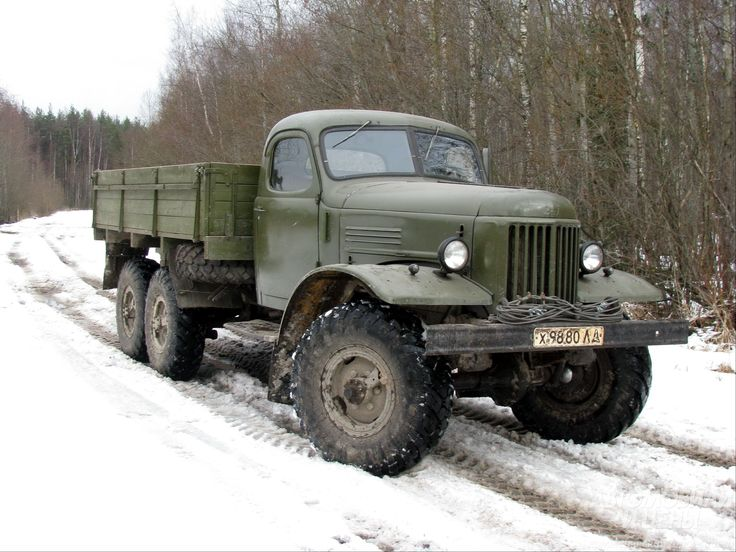 Subaru Truck Concept >> 45 best images about R Russian Trucks - ZIL on Pinterest | Cars, Trucks and Subaru