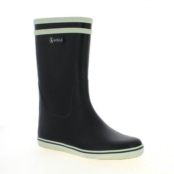 #Bessec Bottes #AIGLE MALOUINE Bleu à 39,50€ sur http://www.bessec-chaussures.com/... ou dans nos magasins.