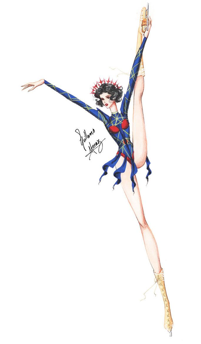 Snow White Ice Skating by frozen-winter-prince on deviantART  Be Inspirational❥ Mz. Manerz: Being well dressed is a beautiful form of confidence, happiness & politeness
