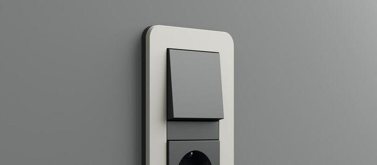 Gira E3 - Designrammer fra Micro Matic Norge
